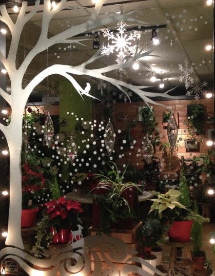 Get Lit Downtown Centralia Window Lighting Contest