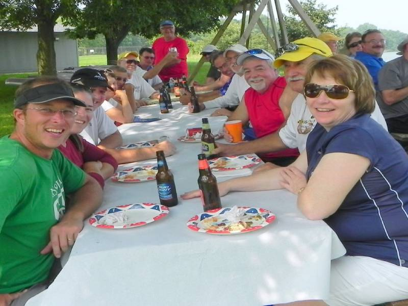 Carlyle Sailing Assn. Hare and Hounds Cruise Race Series