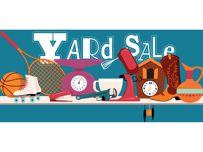 Greenville's City-Wide Yard Sale