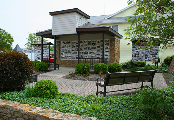 Breese Historical Park & Garden
