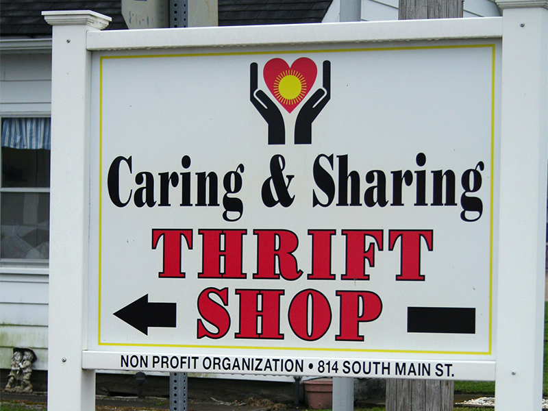 Caring & Sharing Thrift Shop