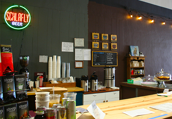Creekside Community Brew Coffeehouse