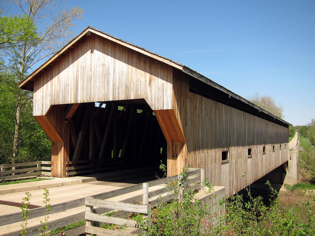 Cumberland Covered Bridge