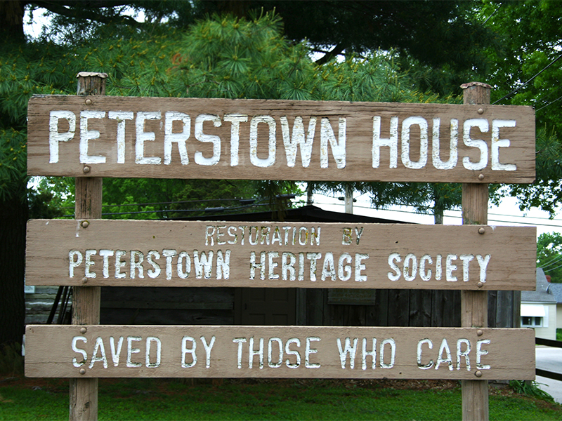 Peterstown House