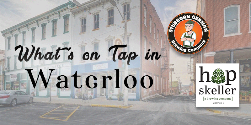 What's on Tap in Waterloo