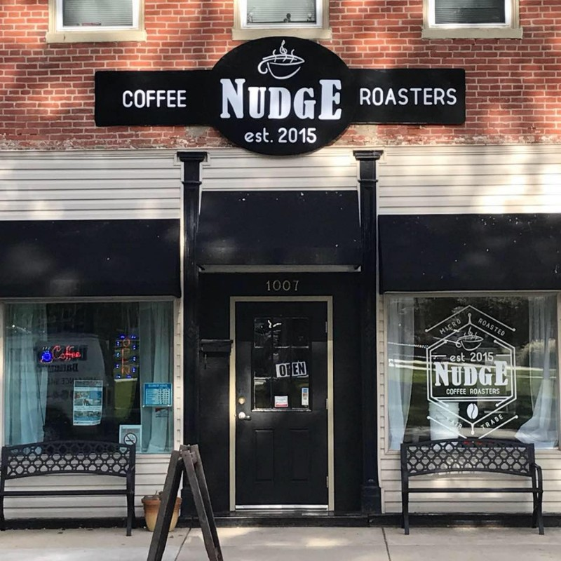 Nudge Coffee Roasters - Highland