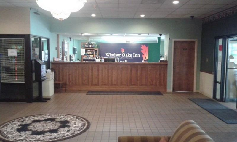 Paradise Grill at Windsor Oaks Inn