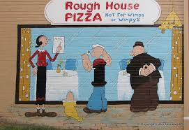 Rough House Pizza