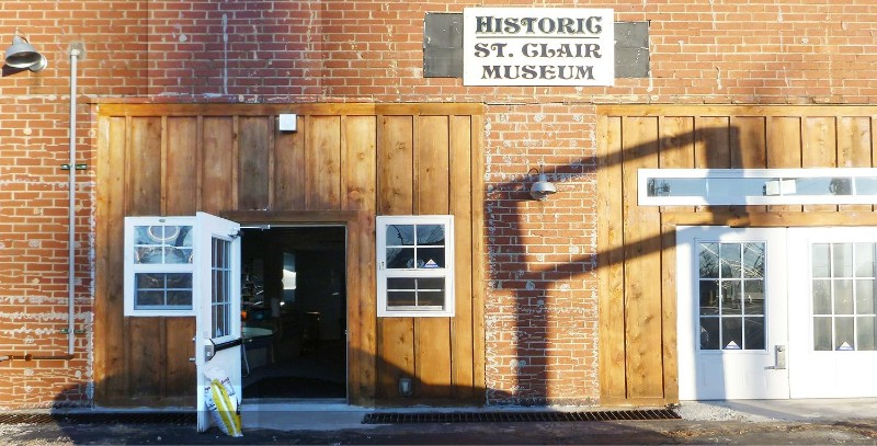 St. Clair County Historical Society Museum
