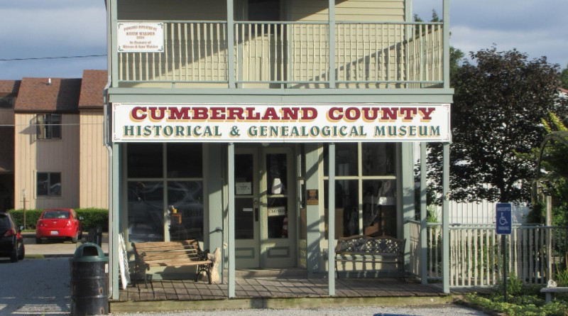 Cumberland County Historical & Genealogical Museum