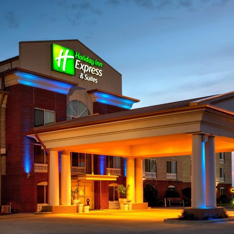 Holiday Inn Express Hotel & Suites - Vandalia