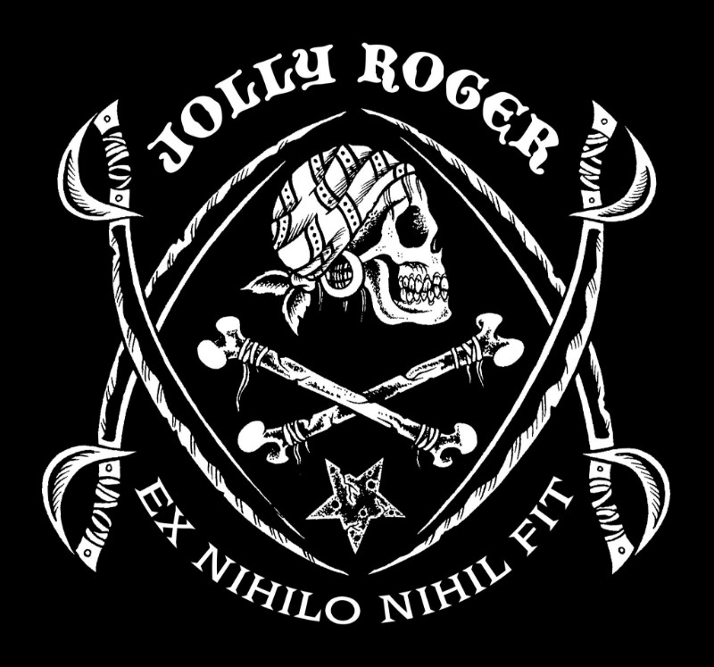 Jolly Roger Skateboard