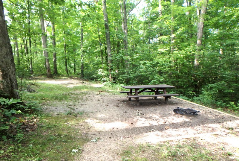 Bur Oaks Campground