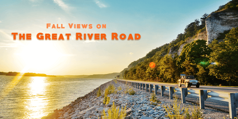 Fall Views on the Great River Road