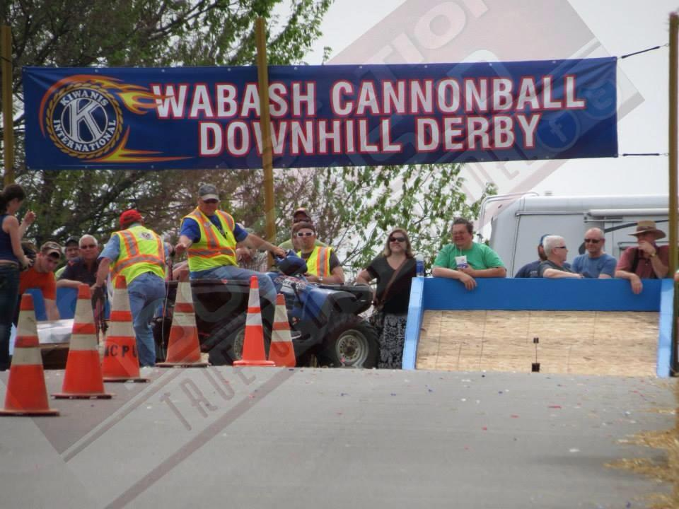 Cannonball Downhill Derby