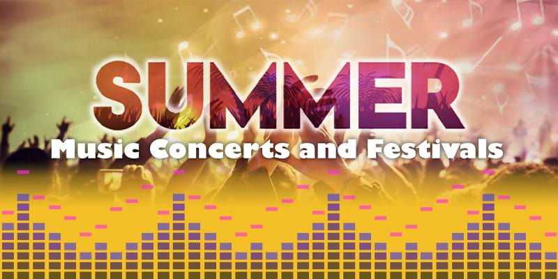 Summer Concert Series and Festivals in #ILSouth!