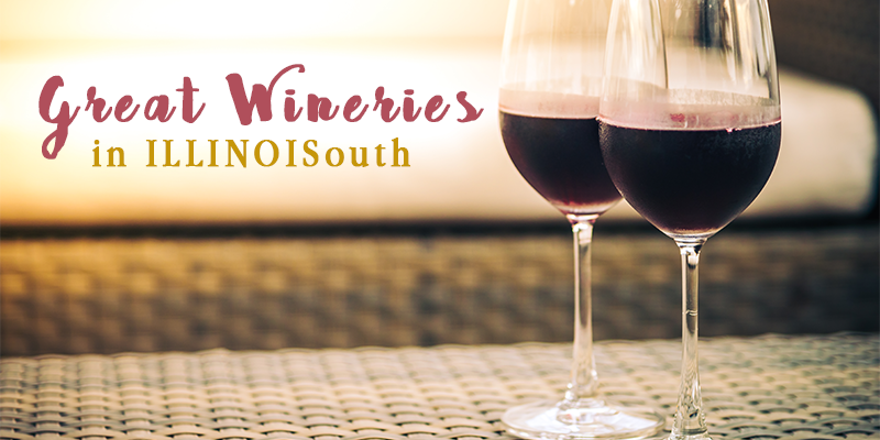 ILLINOISouth's Great Wineries