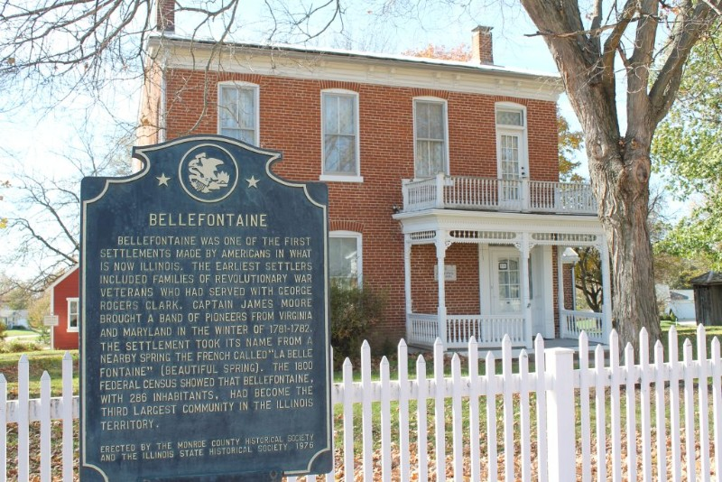 Bellefontaine House