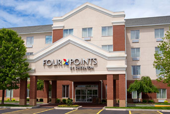 Four Points by Sheraton Hotel & The Fountains Conference Center